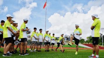 福至心灵体育夏令营