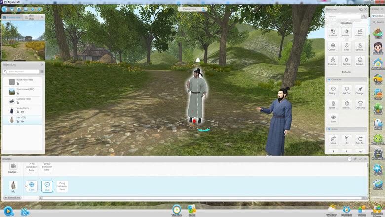 VR Mysticraft