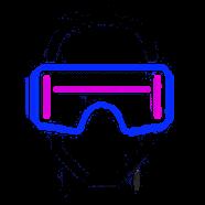 移动式VR眼镜