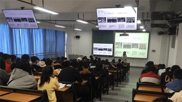 福州软件职业技术学院集控教室
