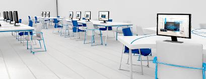 Immersive Classroom Solution
