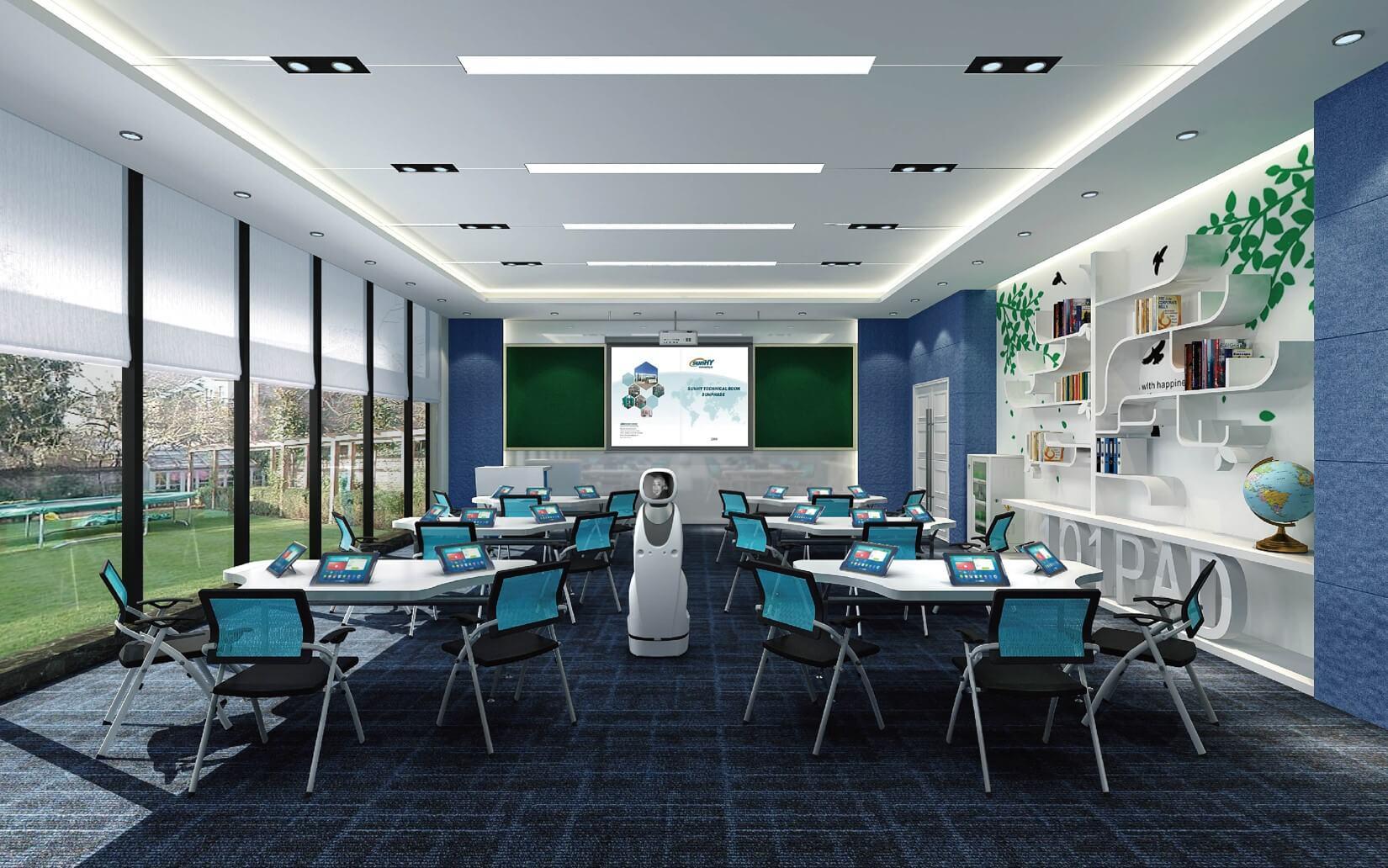 101 Smart Classroom Solution