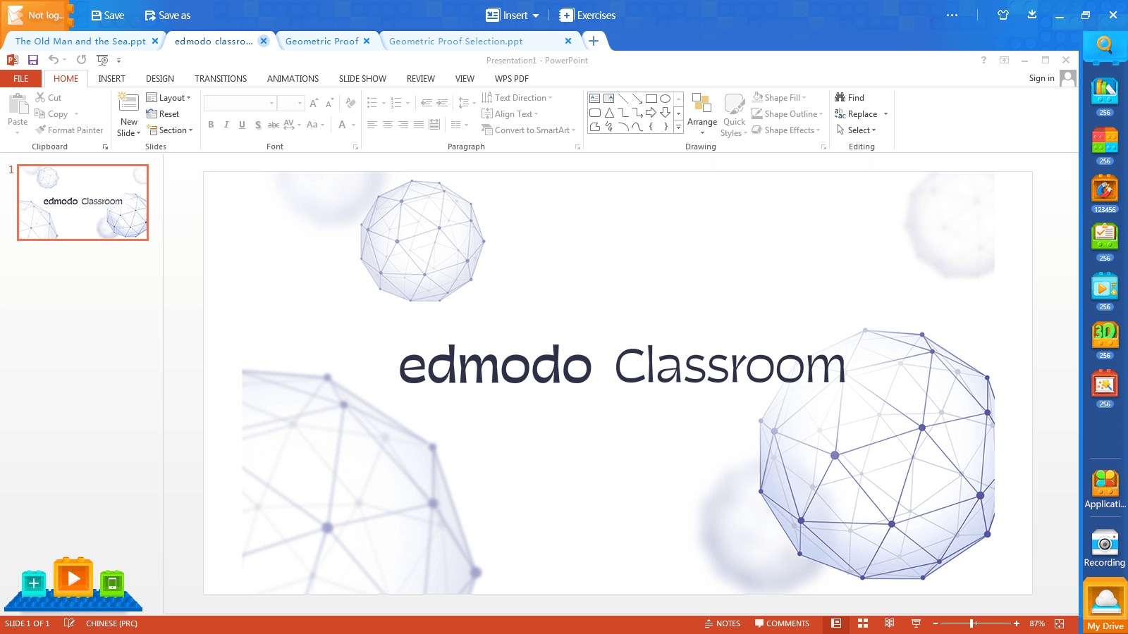 Edmodo Classroom